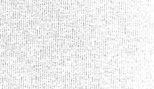 Vector Fabric Texture. Distres...