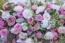 Arreglo Floral Para Mesa De Di...