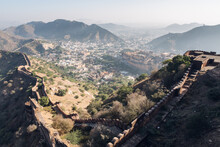 Beautiful View Of Jaipur And S...