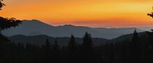 The Mountain Range Of Pirin