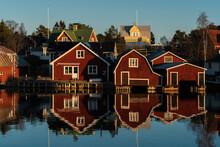 Swedish Seaside House