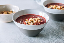 Beetroot Spicy Soup