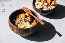 Healthy Quinoa Bowl With Crisp...