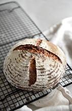 Homemade Rye Bread Load]f