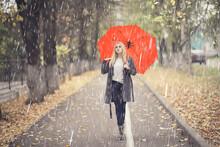October Walk In The Rain, A Yo...