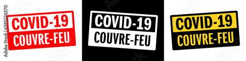 Covid-19 / Couvre-feu
