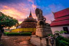 PHITSANULOK, THAILAND - Octobe...