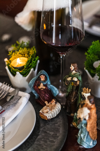 Fotografie, Obraz Heilige Weihnacht