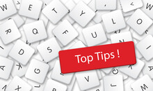Top Tips In White Keyboard Key...