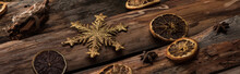 Dried Citrus Slices With Anise...