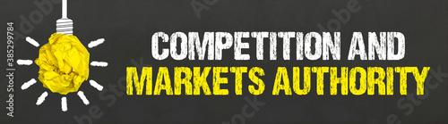 Obraz na plátně Competition and Markets Authority