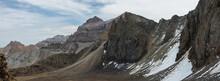 High Altitude Mountain Landsca...