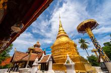 Traditional Lanna Buddhist Tem...