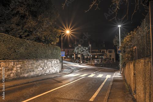 Fototapeta chambesy de nuit obraz