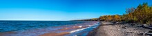 Panoramic View Of Lake Superio...
