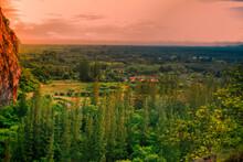 Panoramic Nature Background (m...