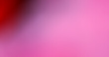 4k Resolution Defocused Abstract Background For Backdrop, Wallpaper And Varied Design. Magenta Pink, Lilac Rose And Rhodamine Red Colors.