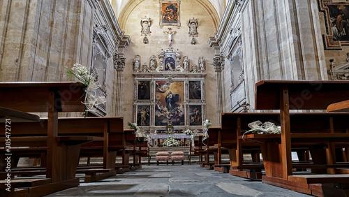 Obraz na plátně Convent church of the Agustinas Recoletas