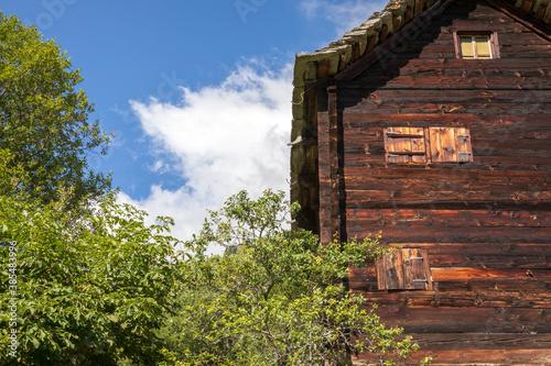 Fototapety, obrazy: Salecchio village