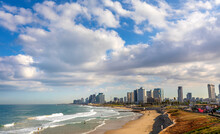Panoramic View Of Downtown Tel...