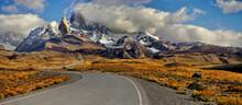 Road To The Mountains, Autumn ...