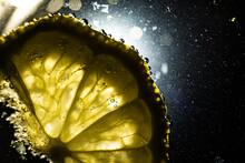 Slice Of Lemon (macro)