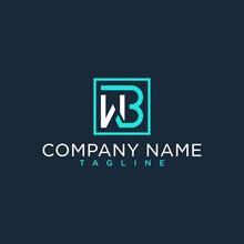 BW,WB,initial Logo Design Inspiration