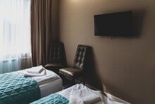 Bedroom Interior Design With T...