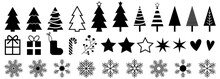 Christmas Vector Iconset, Back...