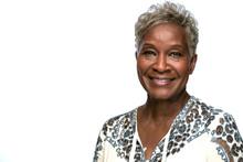 Portrait Of Older Black Woman ...