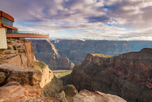 View Of Grand Canyon Skywalk