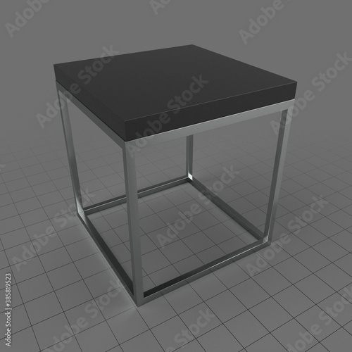 Obraz Modern coffee table - fototapety do salonu