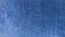 The Blue Denim Background Text...