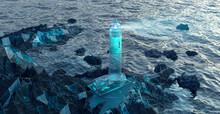 Digital Image Of Lighthouse Pr...