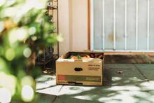 CSA Farmer's Box Full Of Pro...