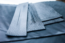 Leather For The Manufacture Of...