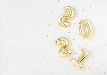 Happy New Year 2021 Celebratio...