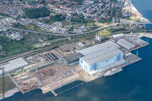 Photo MV Werften Stralsund
