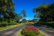 canvas print picture - Beach resort, Waikoloa, Big Island, Hawaii