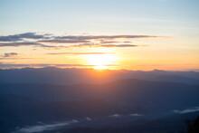 "Beautiful Sun Rise On ""Doi Sam..."