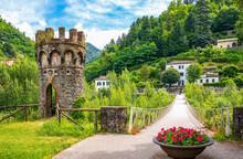 Tuscany, The Garfagnana  Area