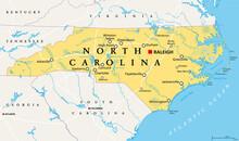 North Carolina, NC, Political ...
