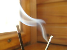 Incense Incense Sticks Smoke S...