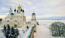 Winter. Gold Ring Of Russia. A...