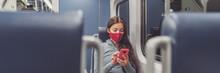 Train Passenger Using Mobile P...