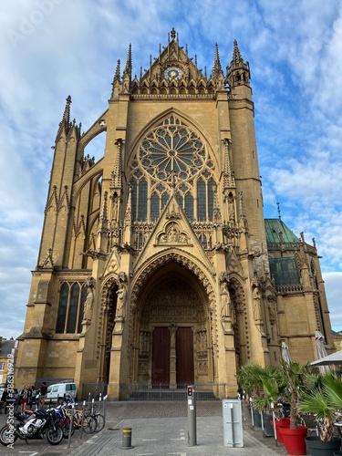 Naklejka premium saint cathedral