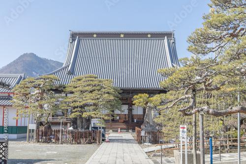 西方寺 Billede på lærred