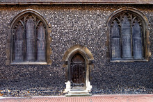 Saint Laurence Church Facade -...