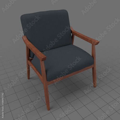 Obraz Short chair - fototapety do salonu