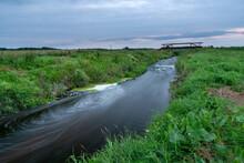 A Whirlpool On The Uherka Rive...